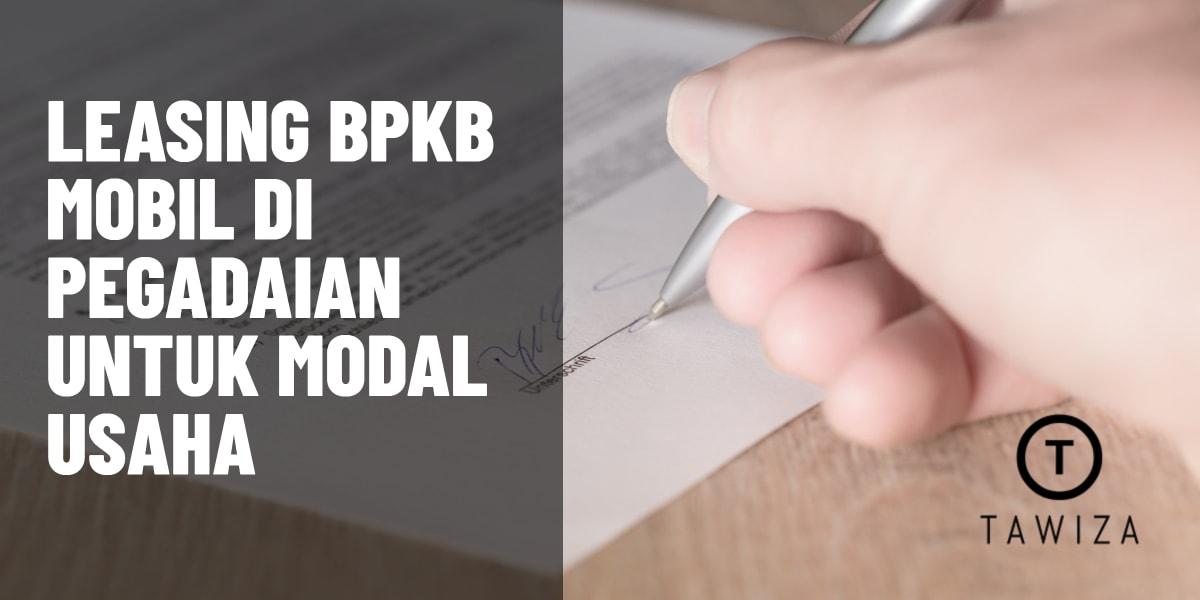 leasing bpkb