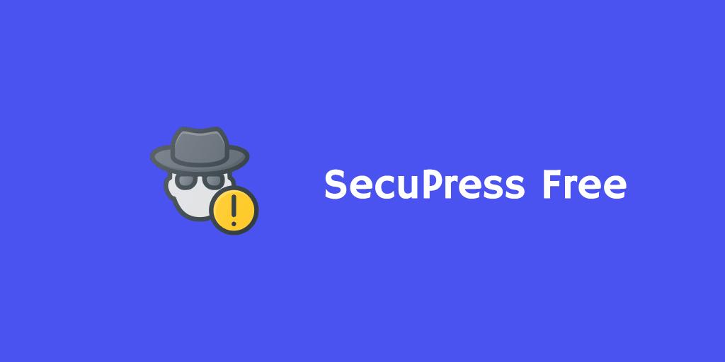 SecuPress Free