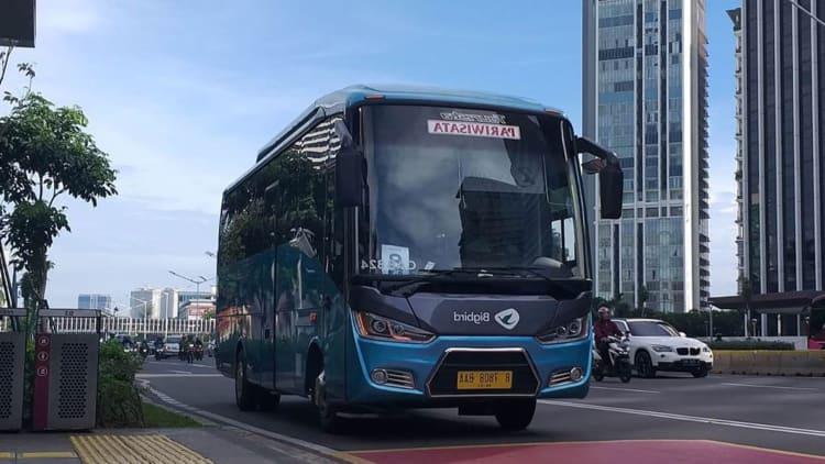 Mengapa Bus Executive?