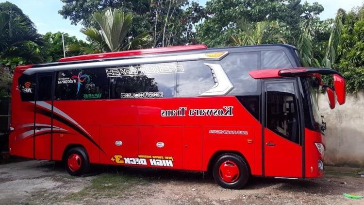 Tips Sewa Bus Executive Jakarta Untuk Wisata